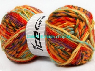 Mystique Yellow Purple Orange Mint Green Gold40821