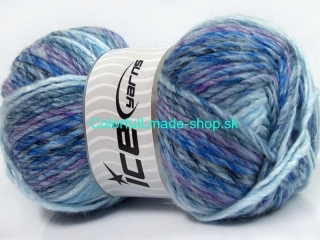 Mystique Purple Grey Blue Shades 40816