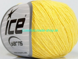 Natural Cotton Baby Yellow 47515