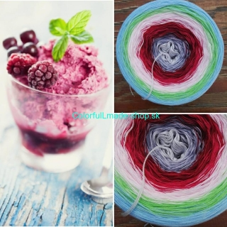 Magic Beauty - Frozen Raspberries - 280g/1100m