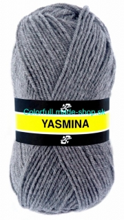 Yasmina - Metal Grey 1578-1158