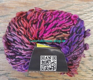 Butterfly - Wine-Pink-Purple 1613-11