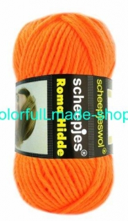 Roma Hidde - Neon Orange 1616-Neon04