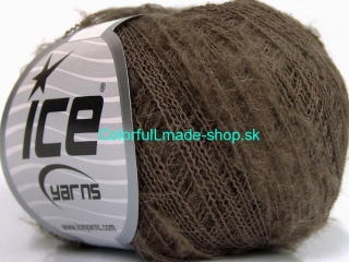Kid Mohair Flamme Brown