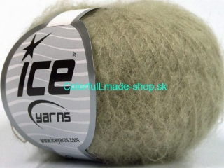 Kid Mohair Fine Light Khaki