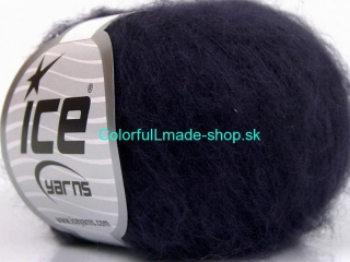Kid Mohair Fine Dark Purple