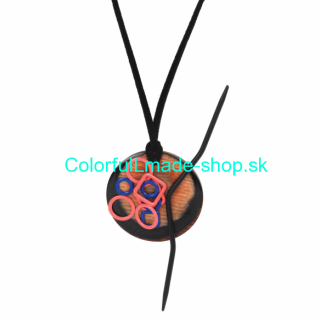 KnitPro Magnetic knitter´s necklace kit natural hues 35015